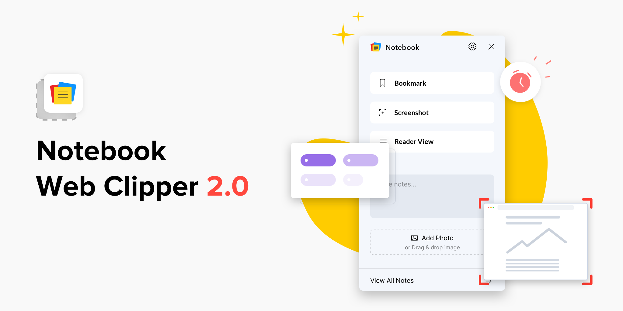 What's new in Notebook Web Clipper