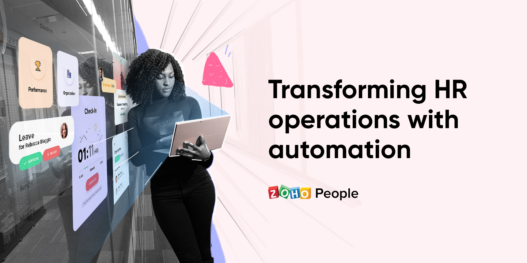 How automation transforms HR operations