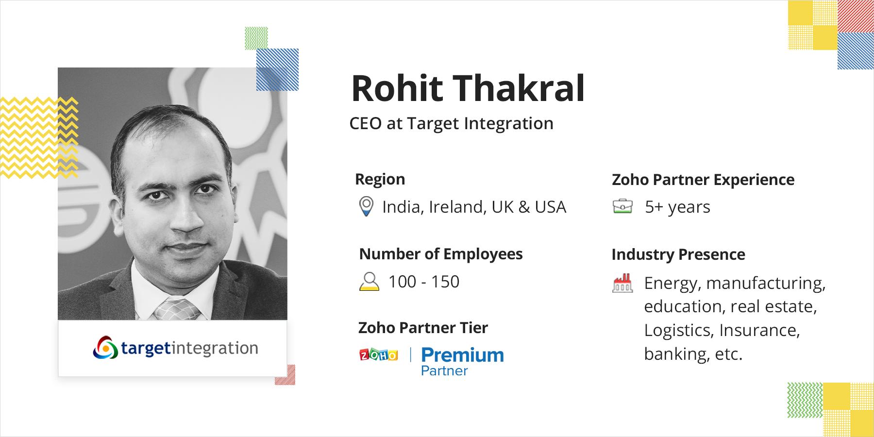 The Partner profile of Target Integration