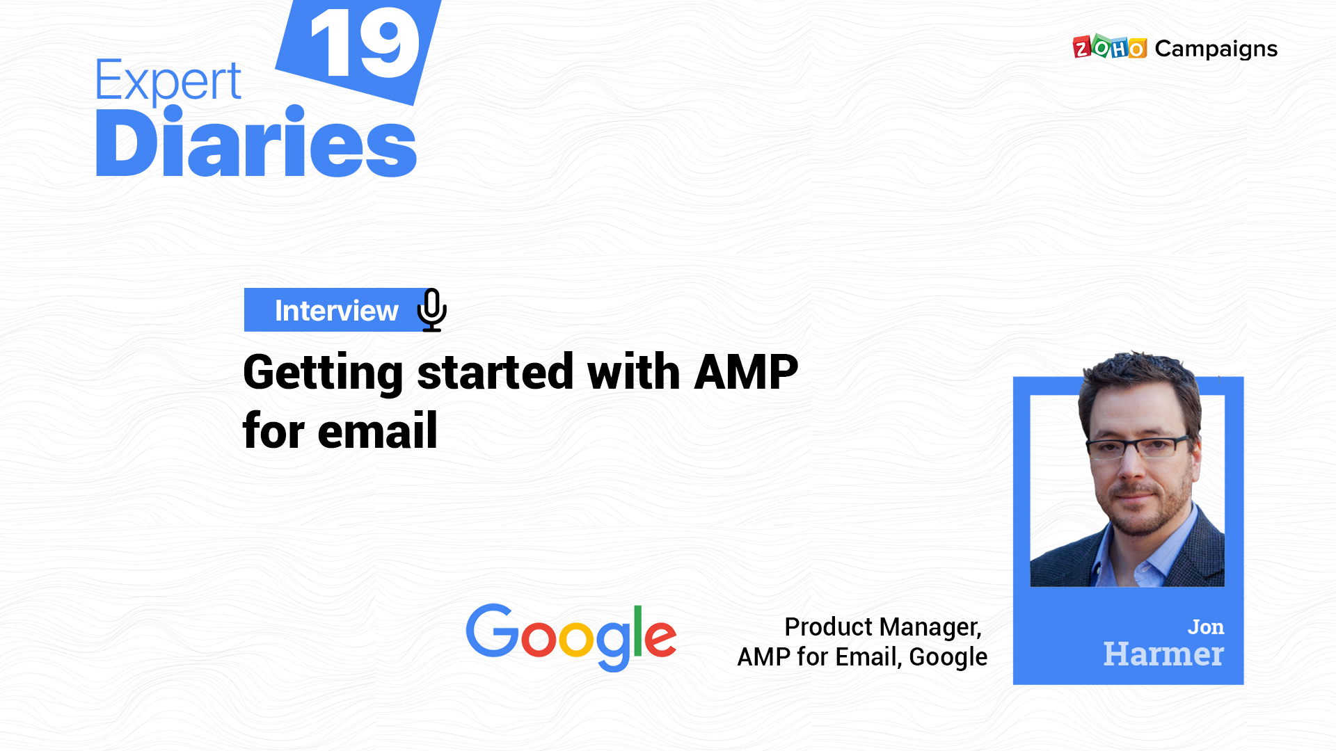Getting started with AMP for email
