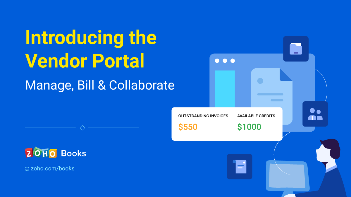 Introducing the vendor portal: Manage, bill and collaborate