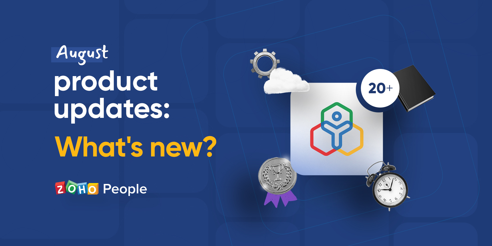 Product updates: What's new in Zoho People?