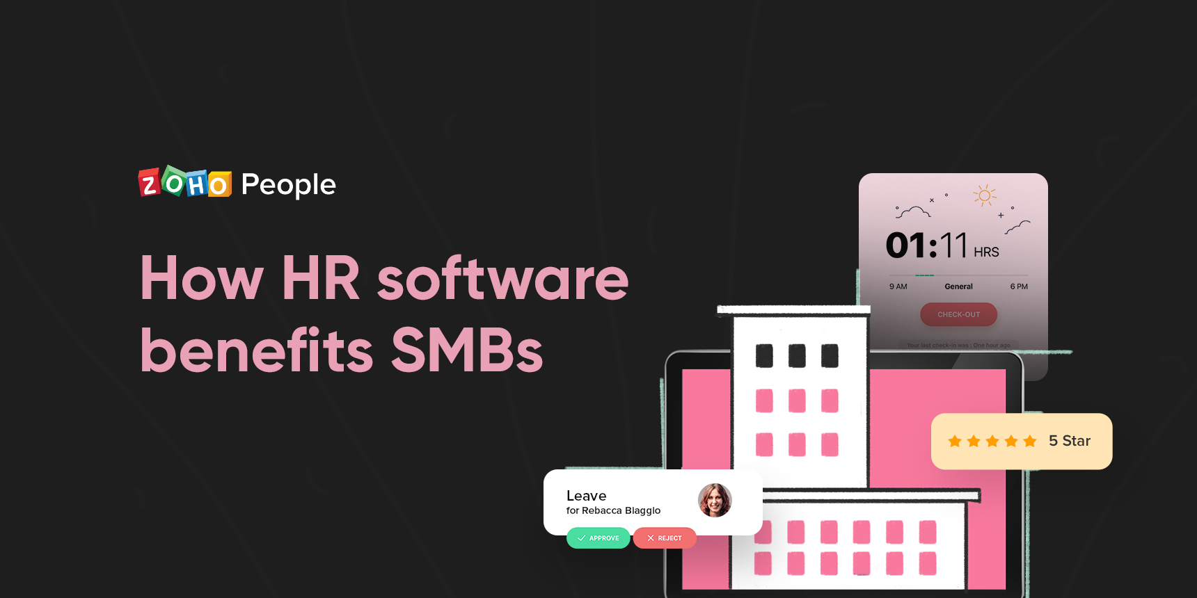 Benefits of HR Software for SMBs