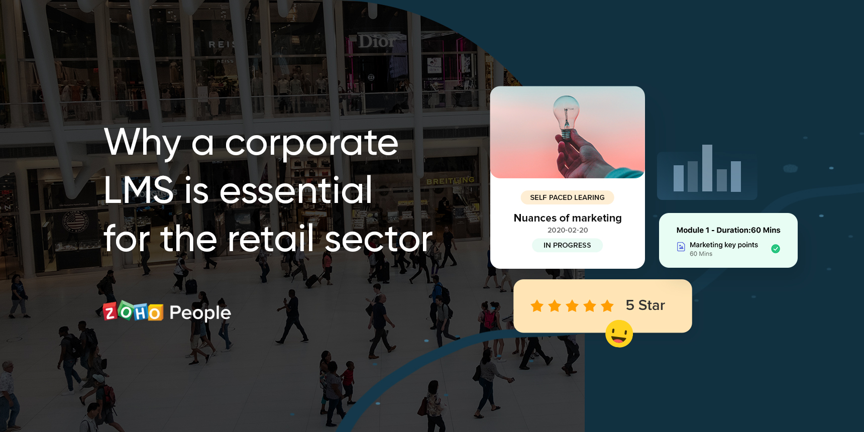 How a corporate LMS benefits the retail sector