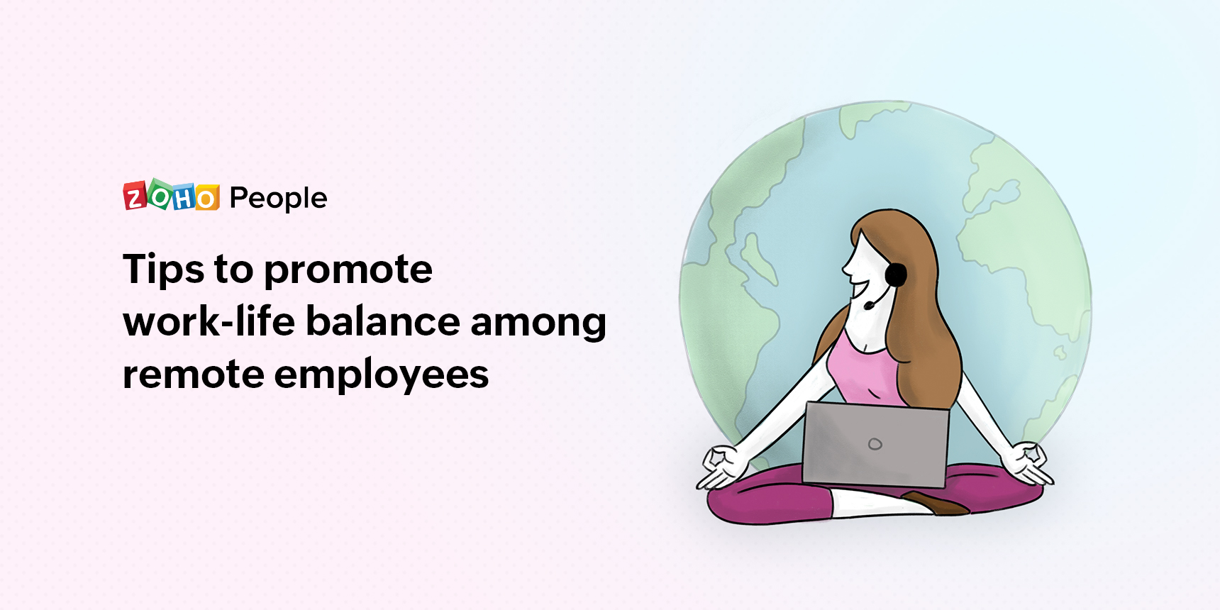 Tips to improve work-life balance for remote employees