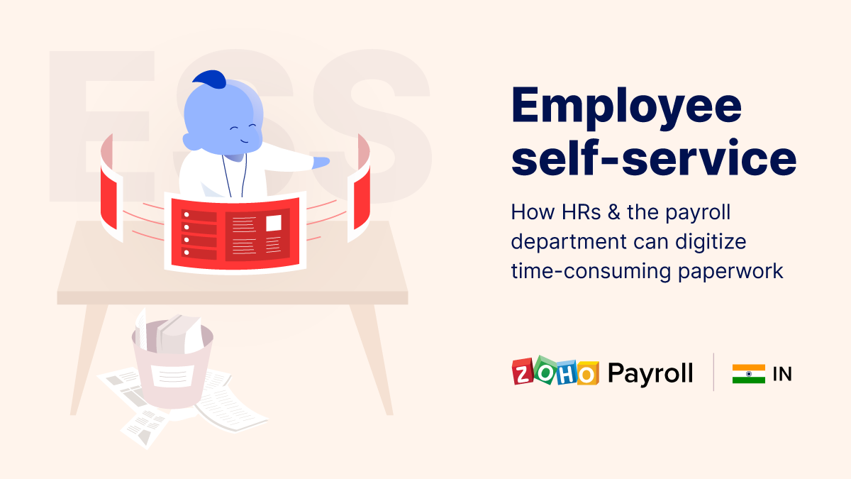 Employee Self-Service: The modern platform for digitizing paperwork in payroll