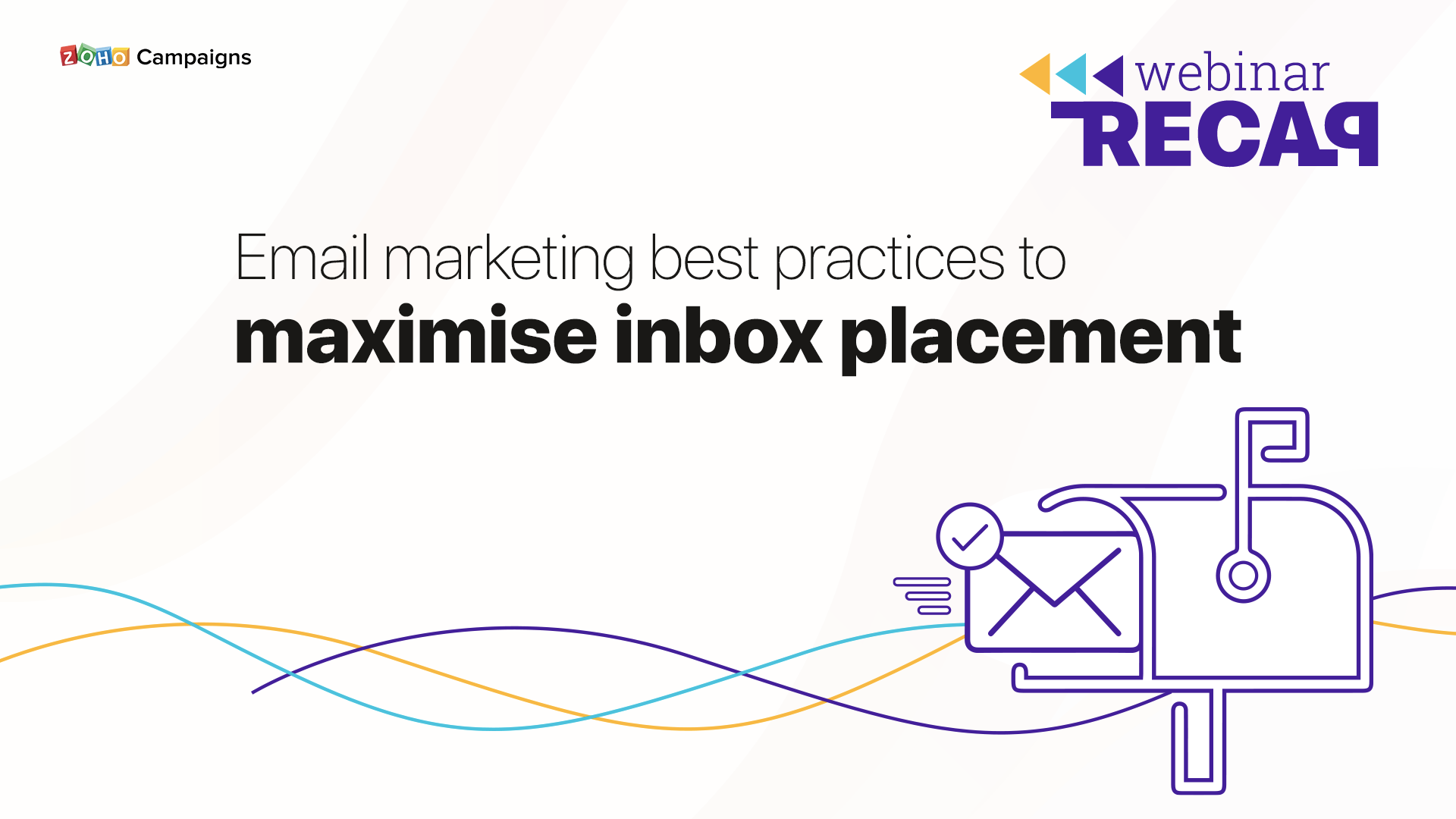 Email marketing best practices to maximise inbox placement
