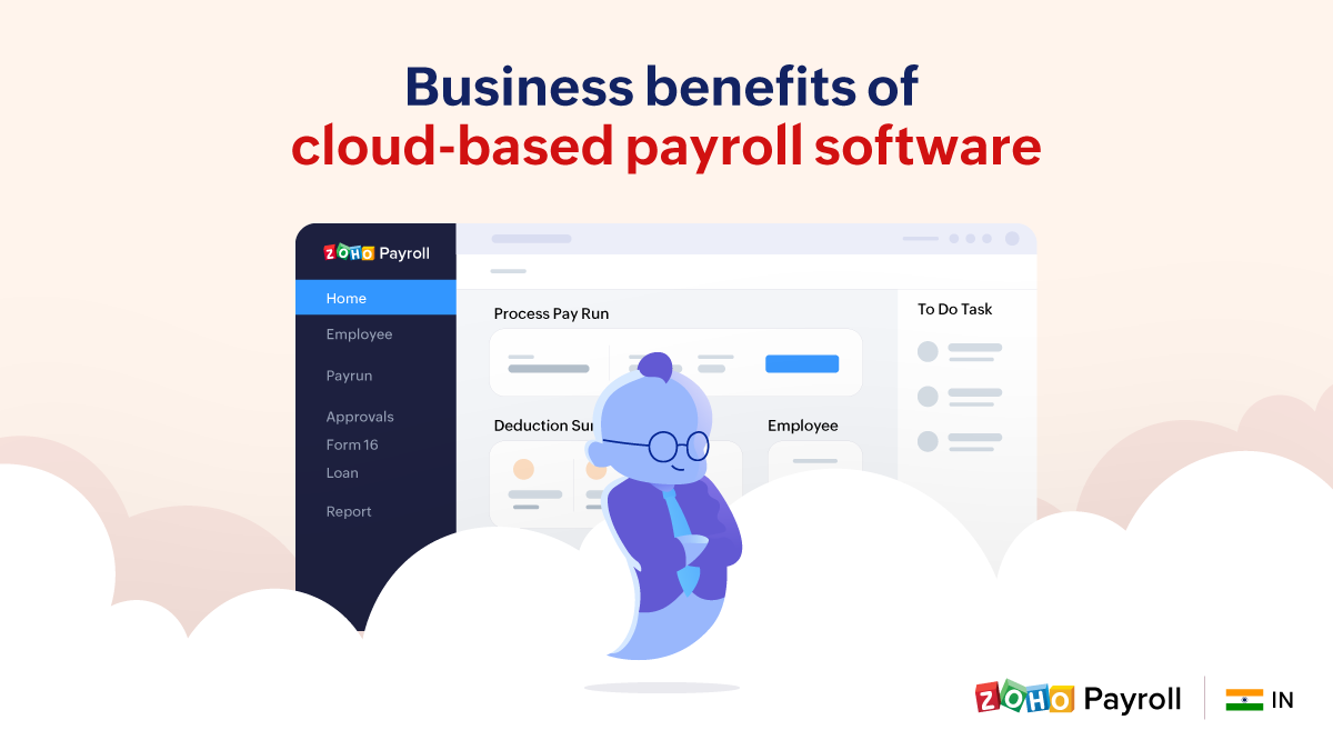 What is cloud payroll? Benefits of cloud payroll software