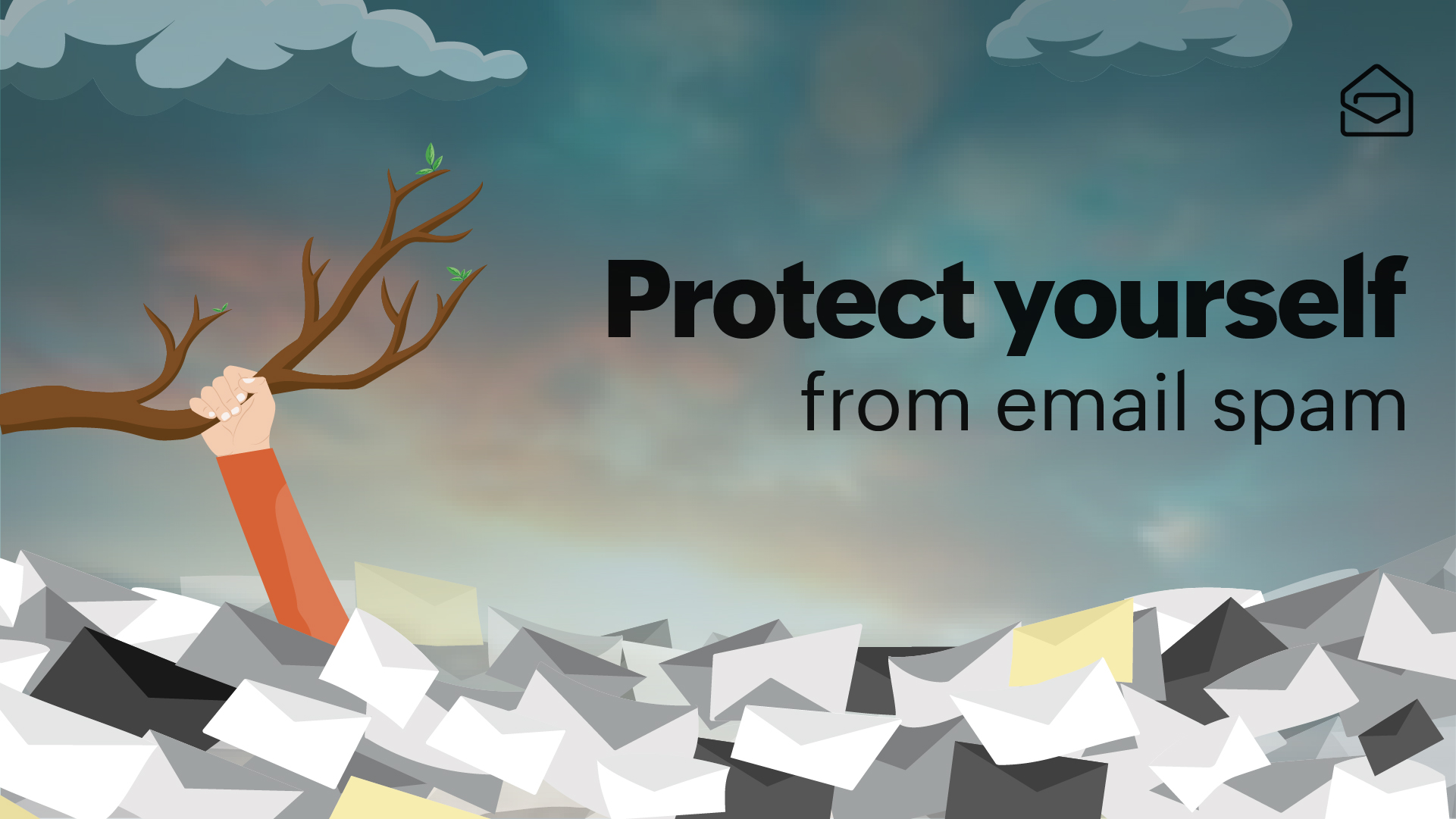 Think Twice: 5 tips to protect yourself from email spam