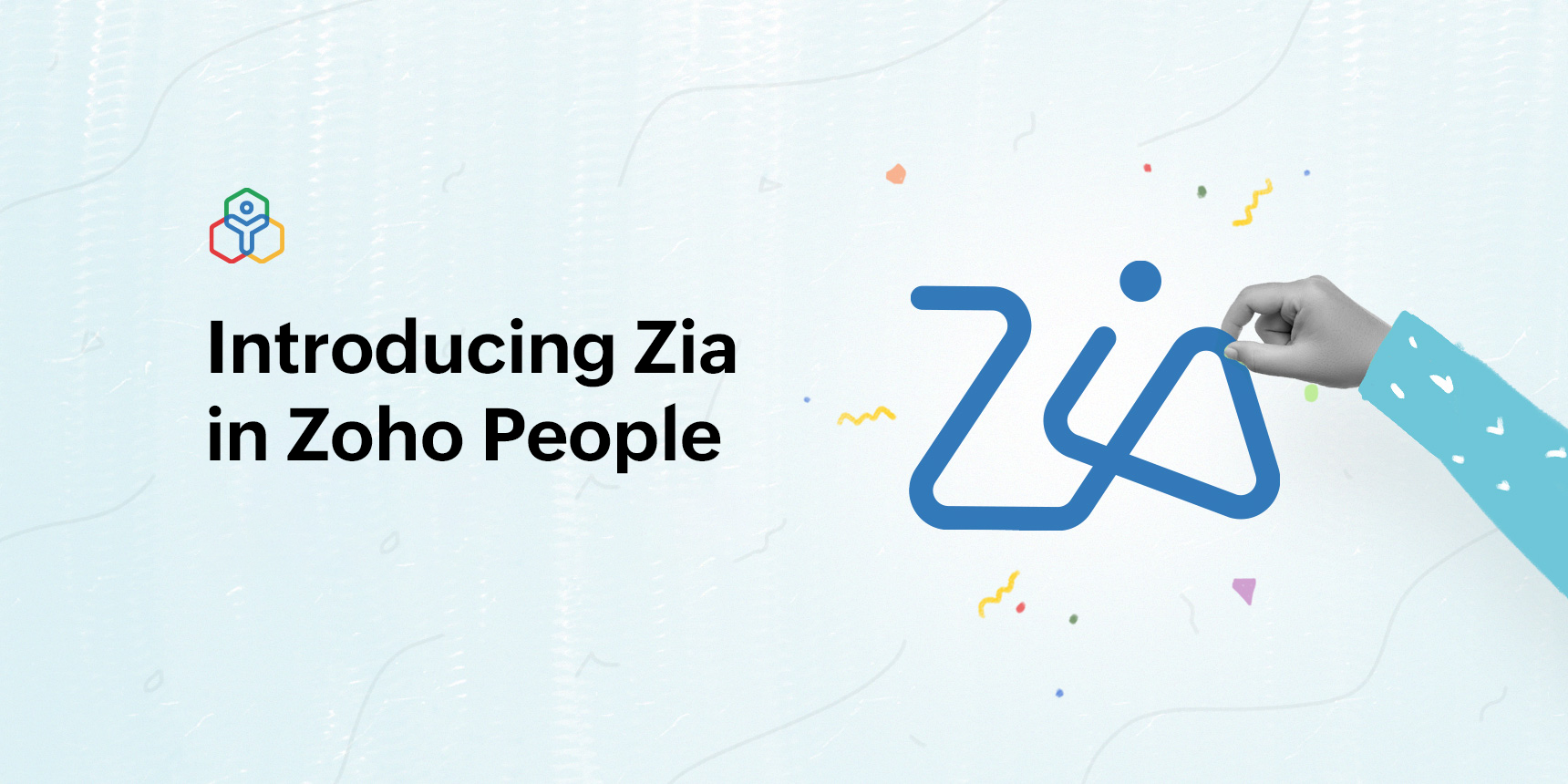 Introducing Zia, the smart HR assistant