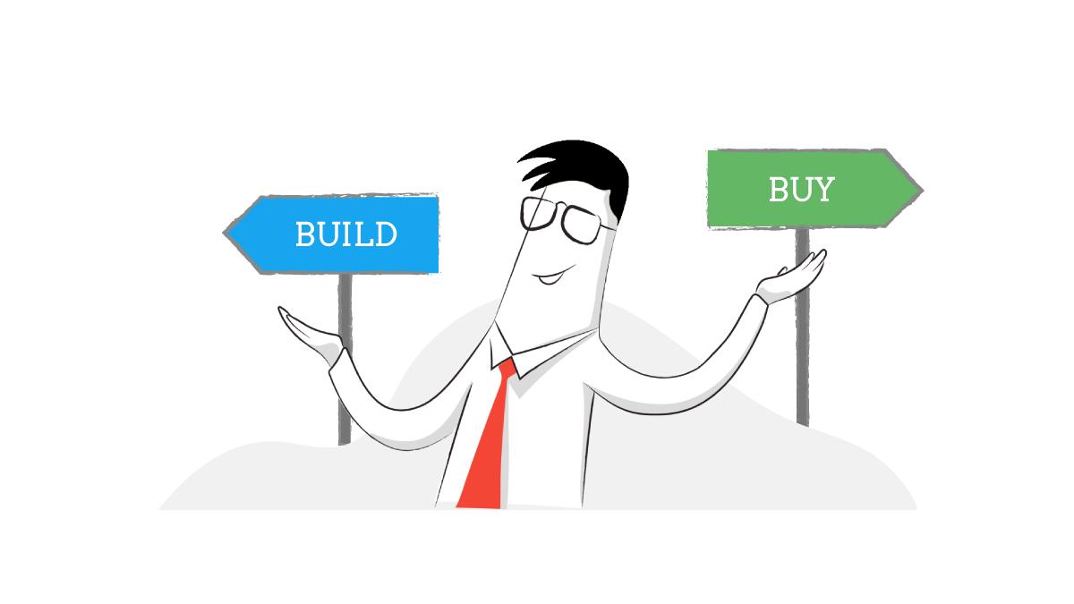 Zoho Subscriptions solves Build vs Buy