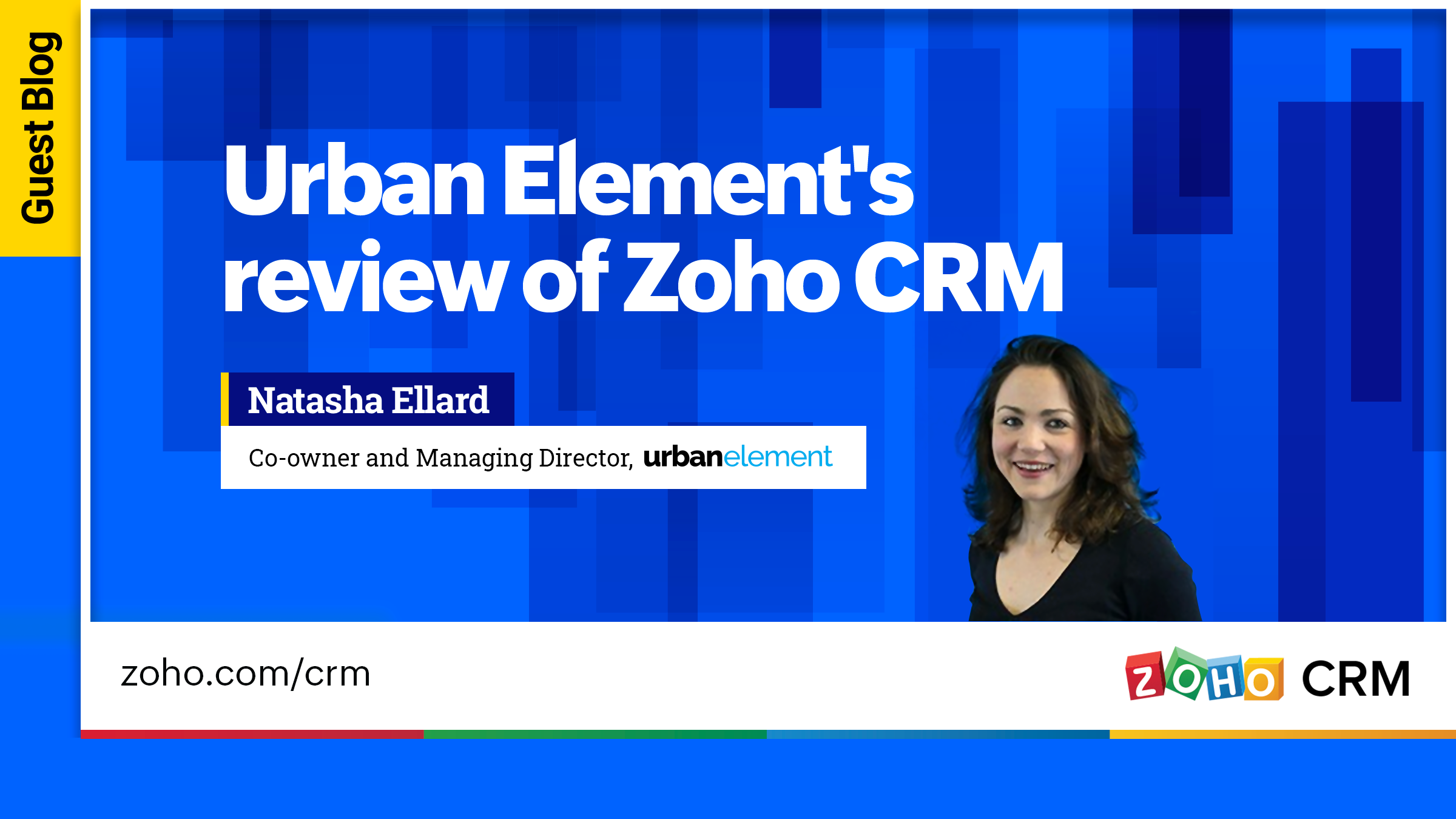 Urban Element Review of Zoho CRM