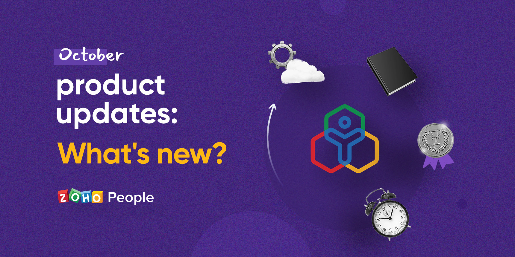 October product updates: What's new in Zoho People?