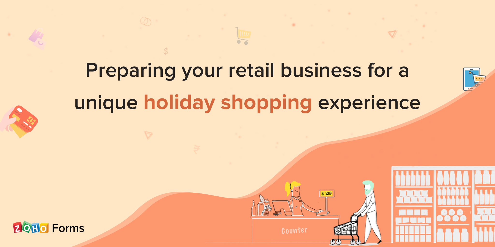 Preparing your retail business for a unique holiday shopping experience in 2020