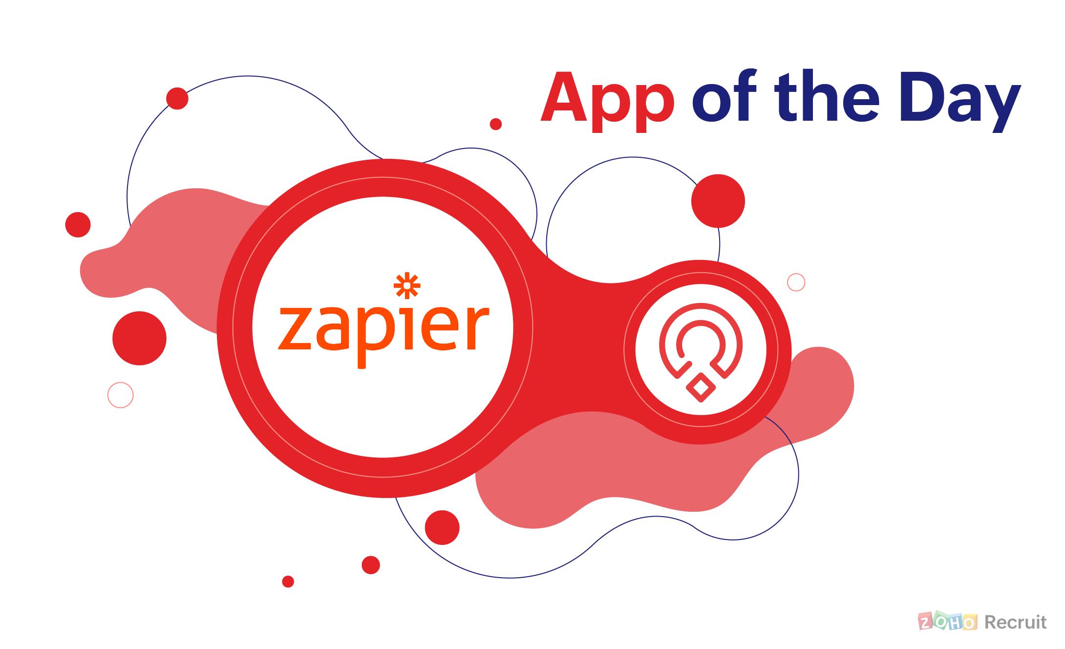 Zapier-app-of-the-day-Zoho-Recruit