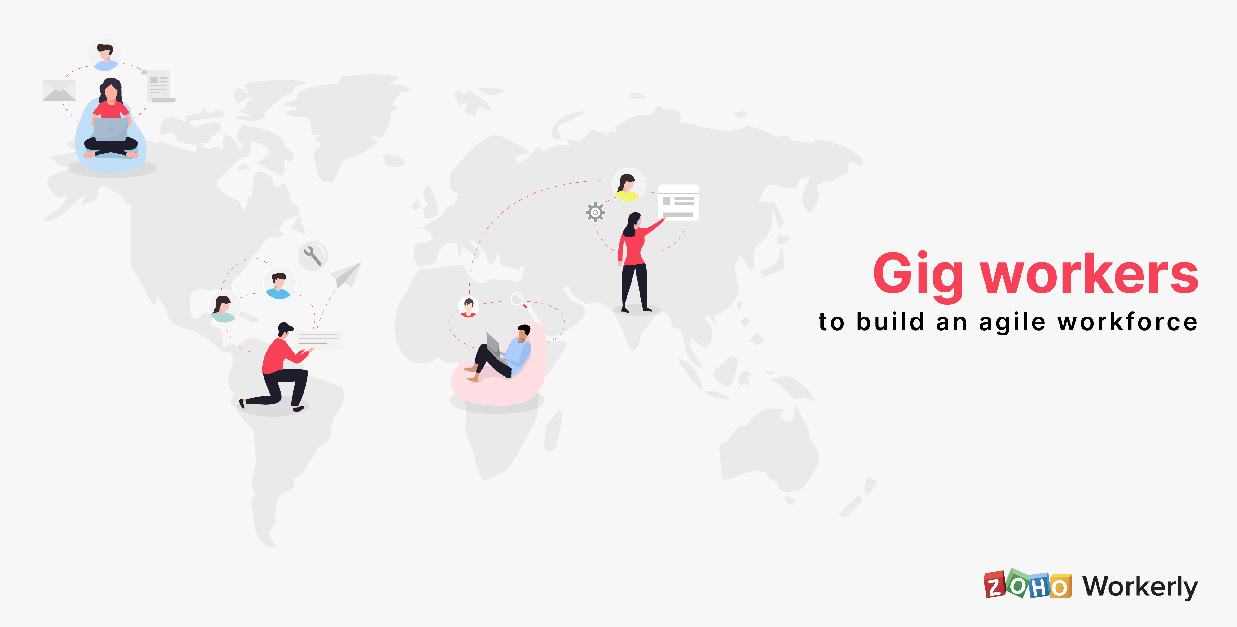 Gig Economy - An Emerging Norm-Zoho-Workerly