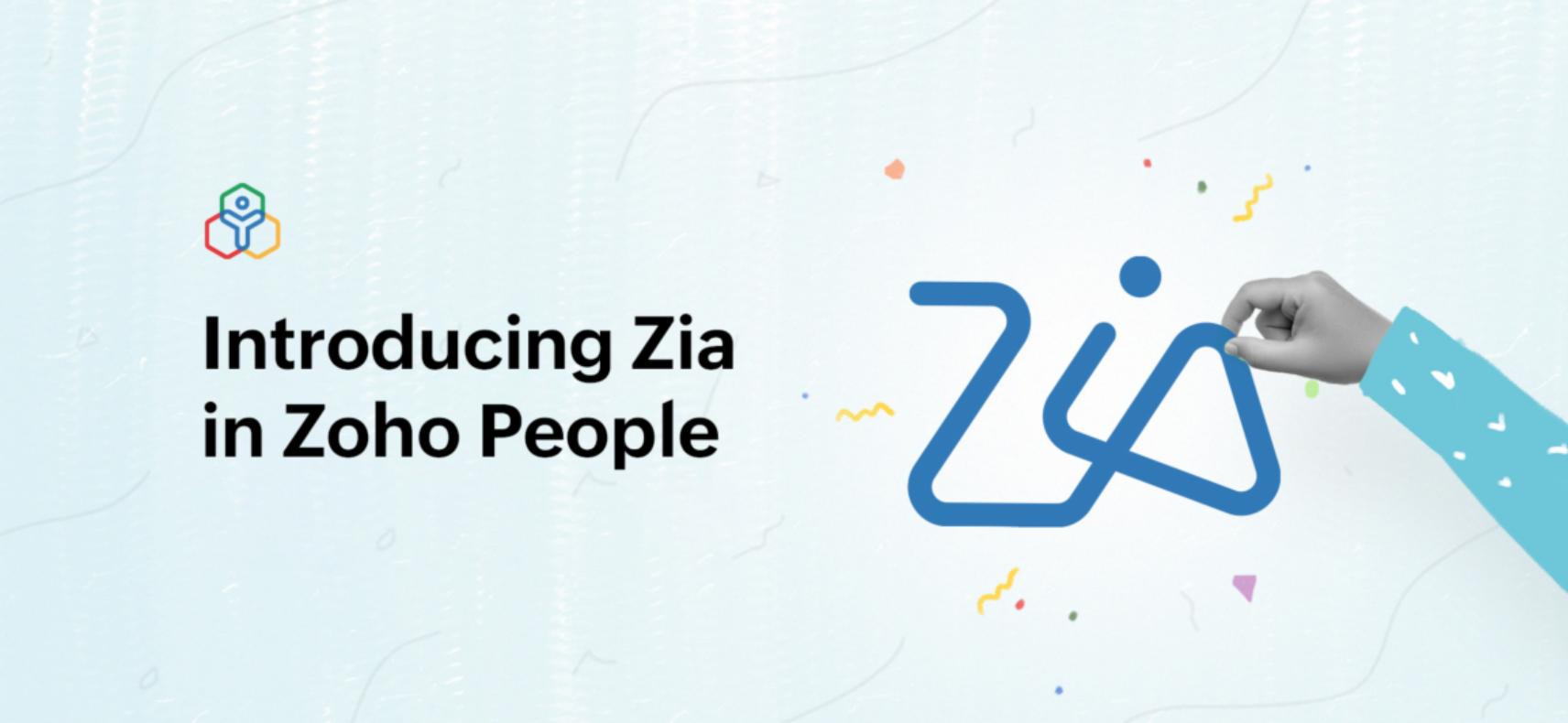 نقدم لكم زيا Zia، مساعد الذكاء الاصطناعي