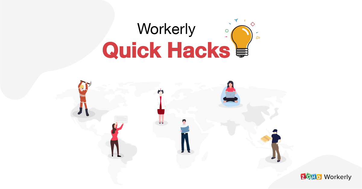 Zoho Workerly Hack Announcement