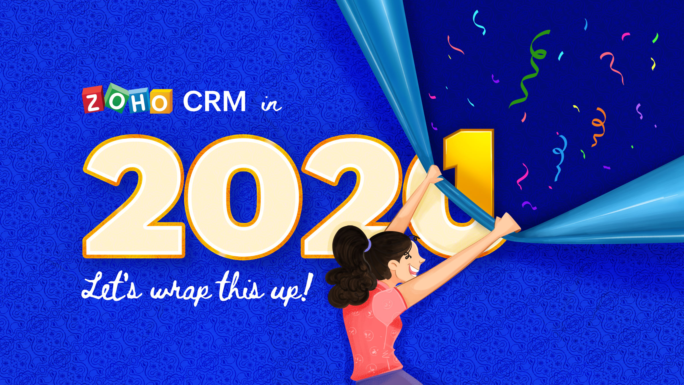 zoho crm year in review