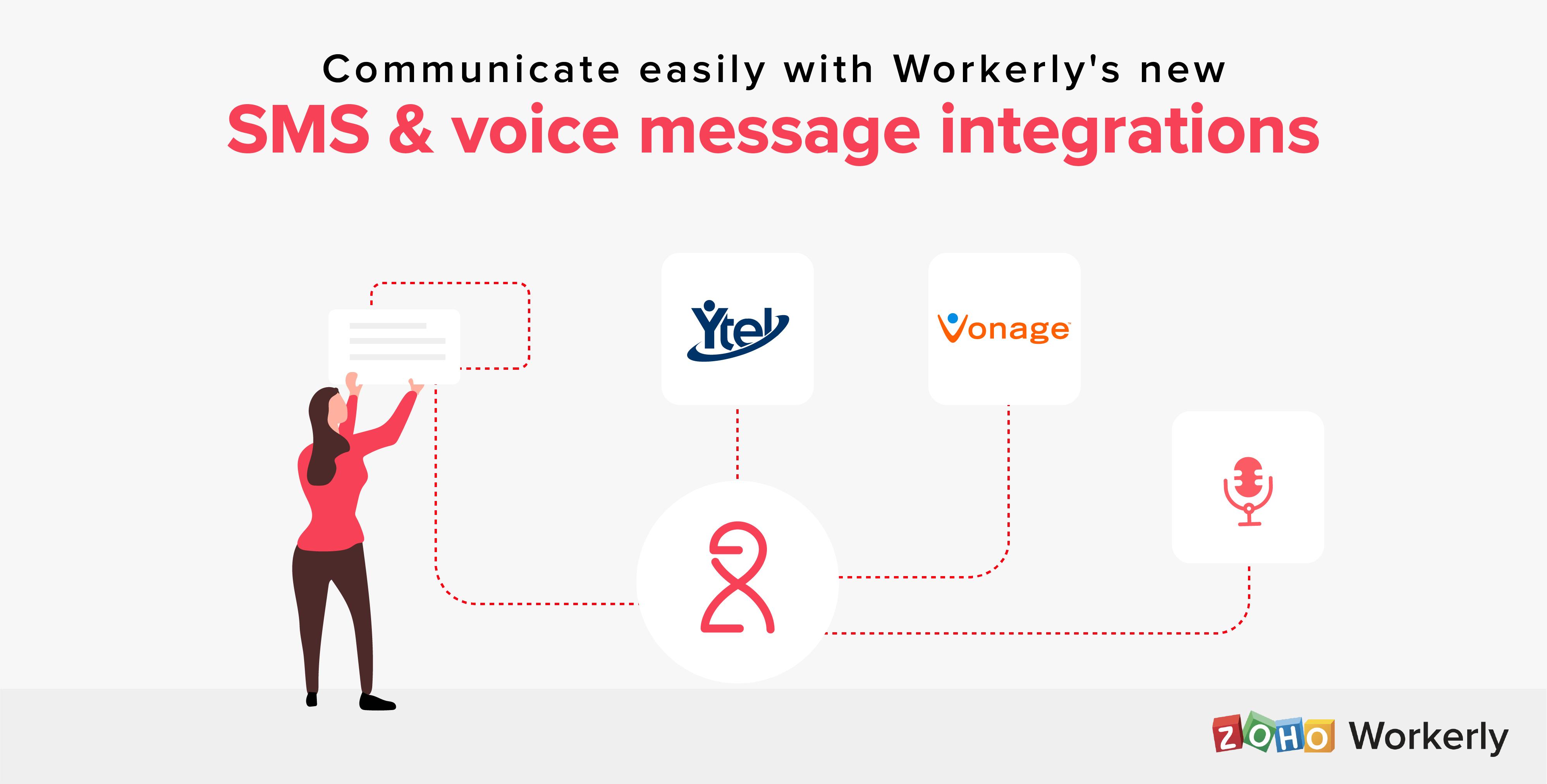 Ytel and Vonage in Workerly