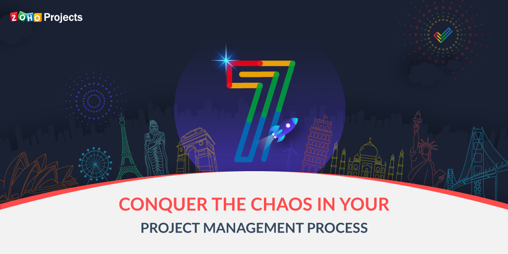 Introducing Zoho Projects 7: Conquering the chaos in your project management process