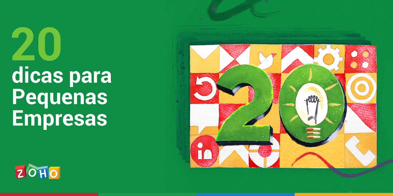 20 dicas para pequenas empresas