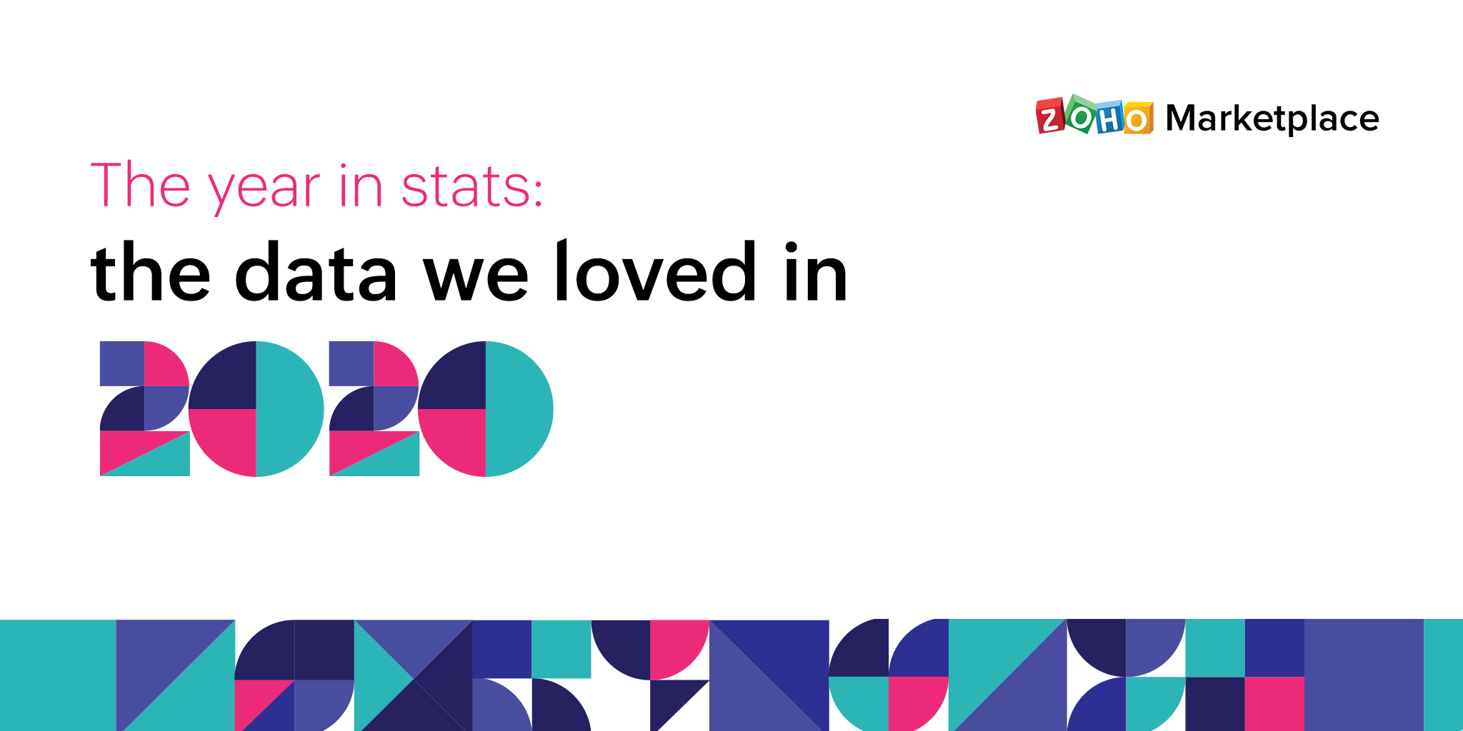 The year in stats: the data we loved in 2020