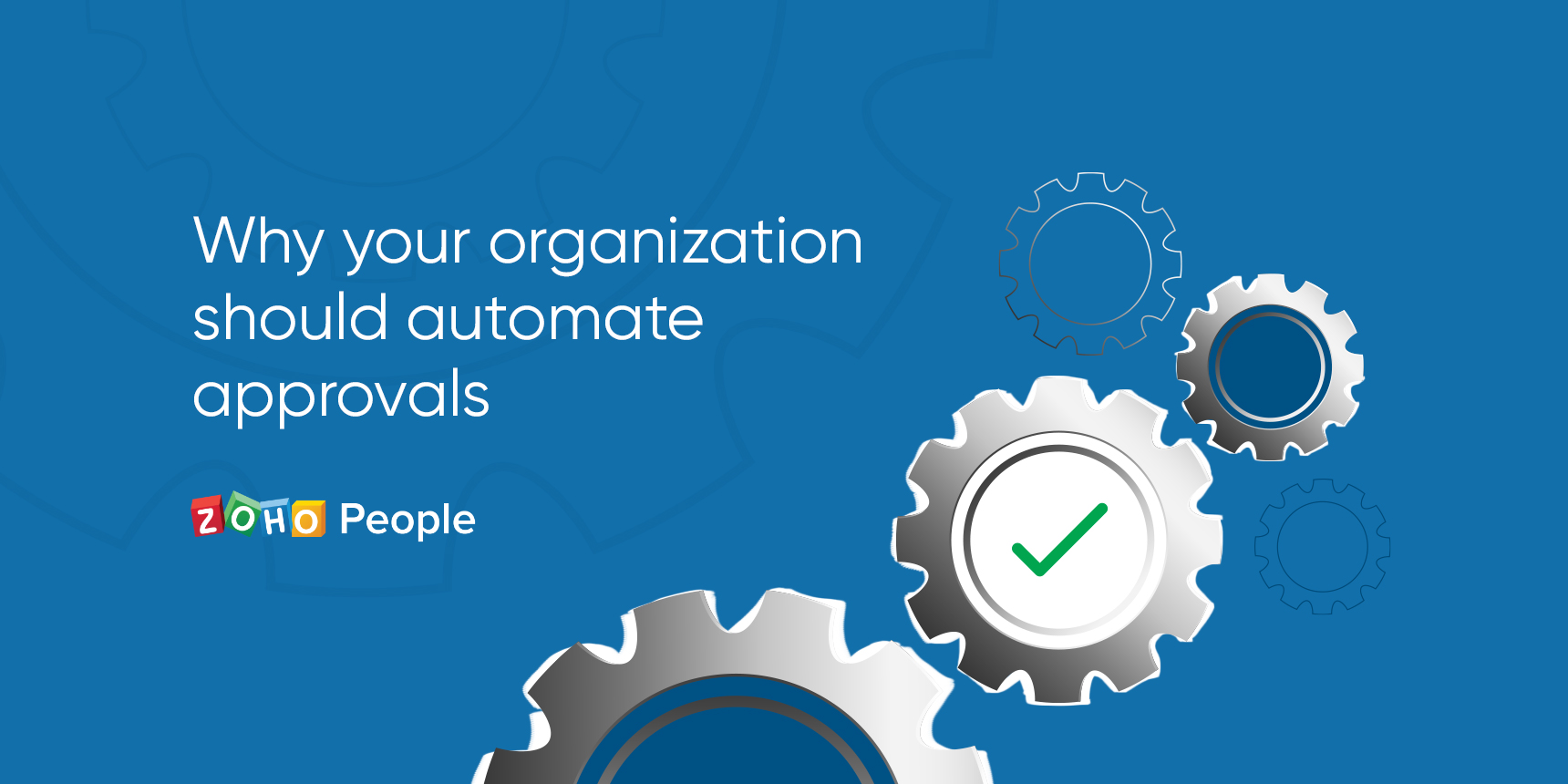 Benefits of automating HR approvals