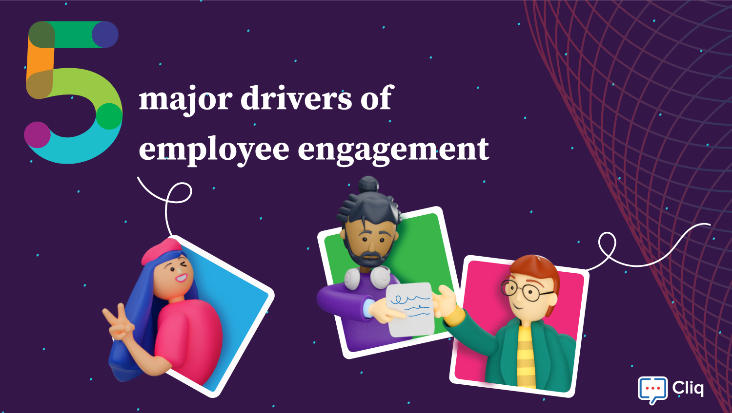 5 major drivers of employee engagement