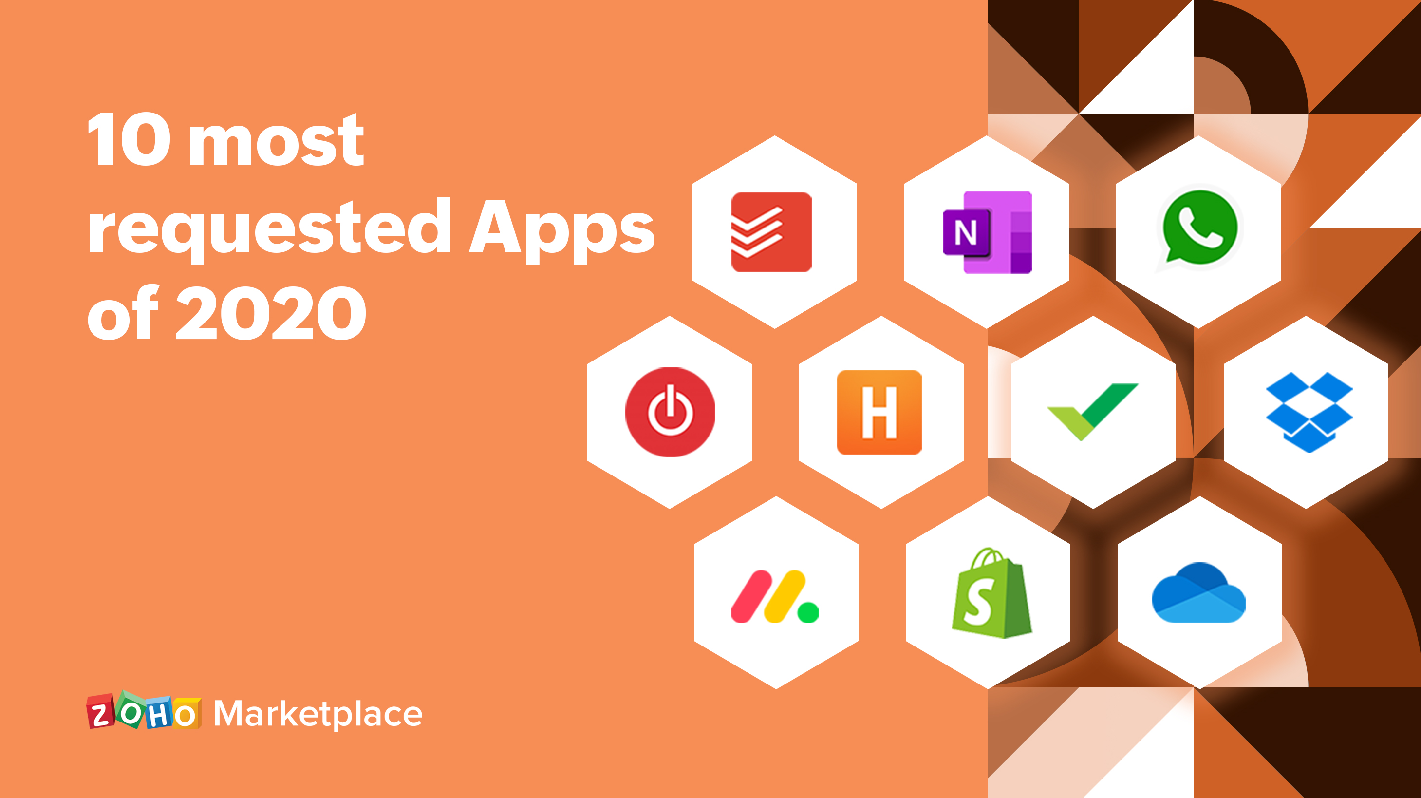 10 most requested apps of 2020