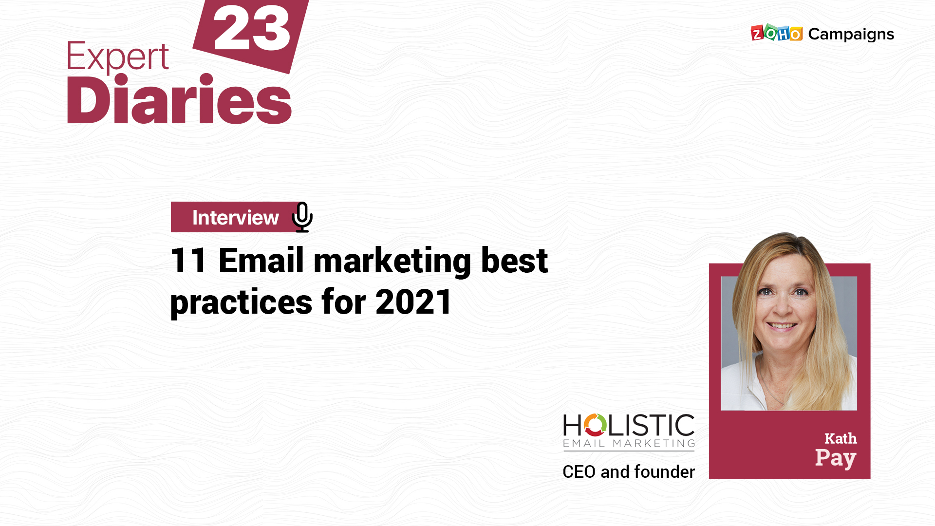 11 Email marketing best practices for 2021