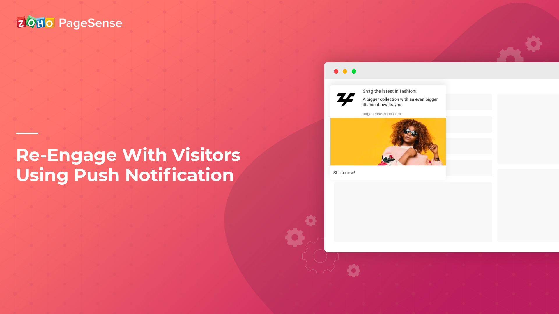 Re-Engage With Visitors Using Push Notification