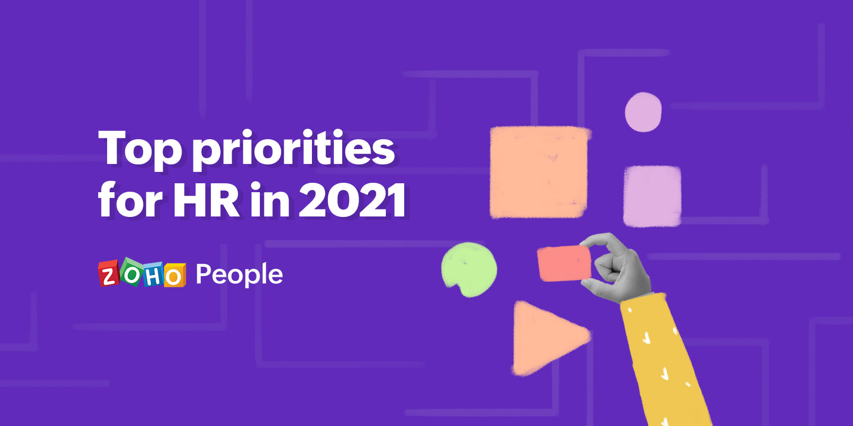Top priorities for HR in 2021