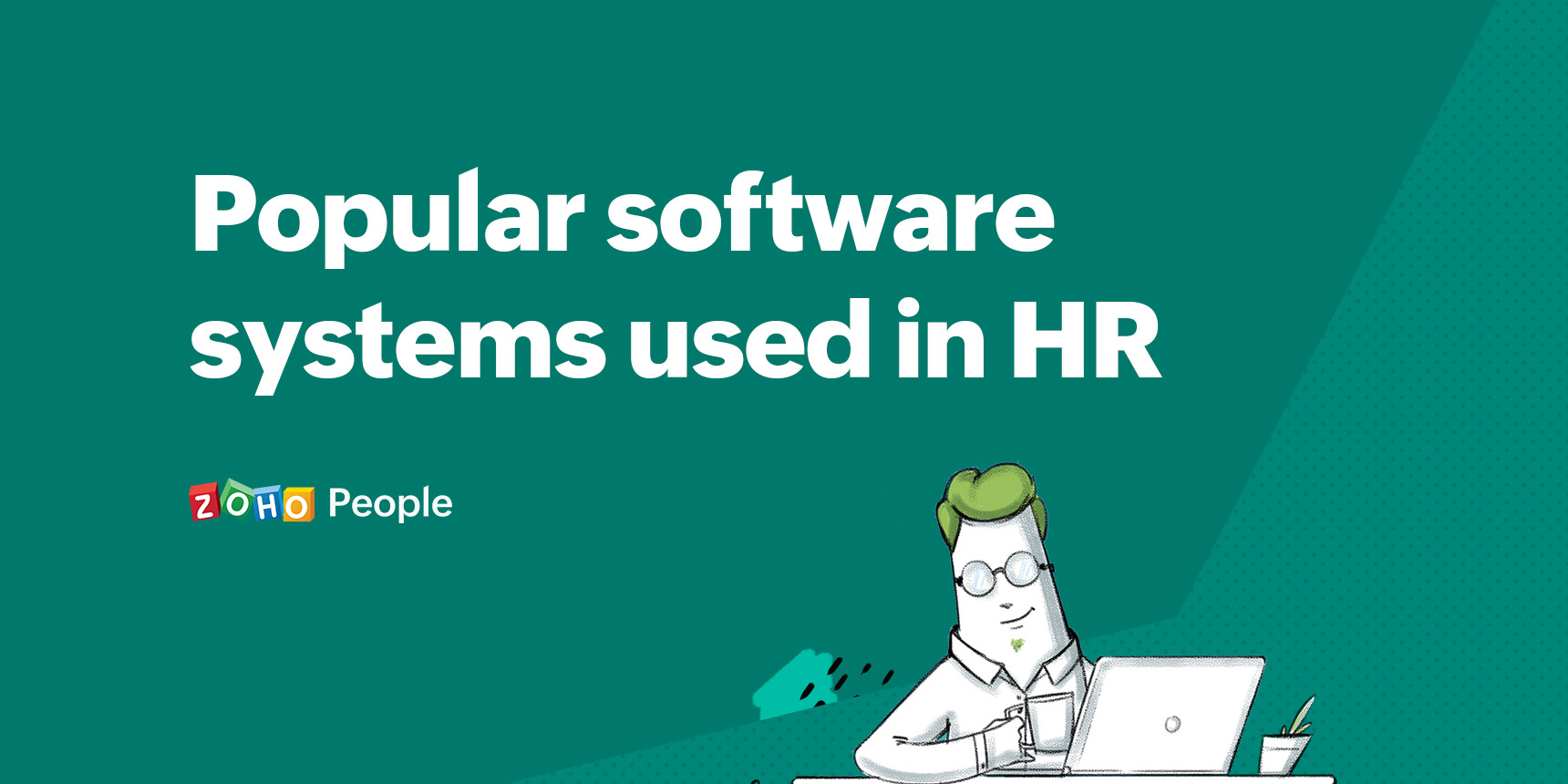 Popular software systems used by HR professionals
