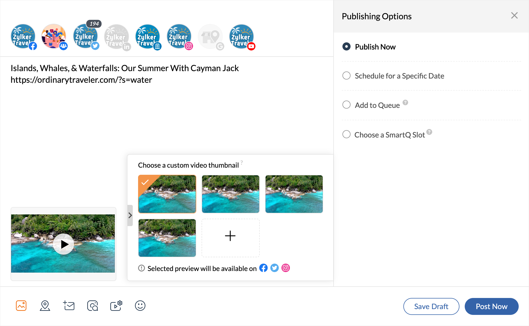 customize-video-thumbnail-zoho-social