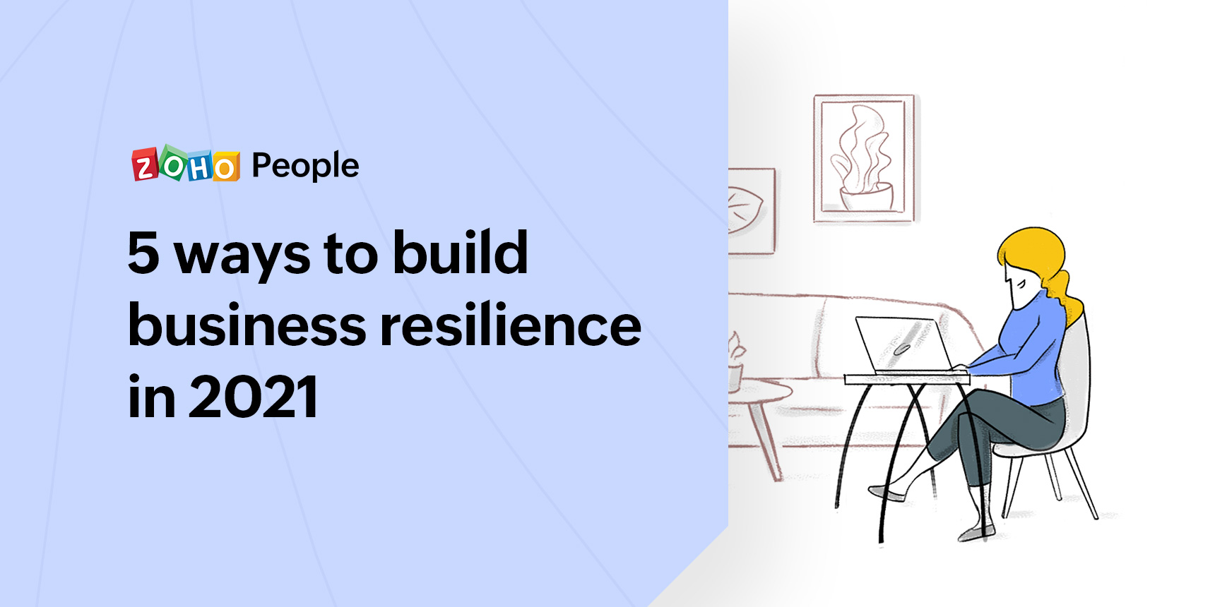 How businesses can build resilience in 2021