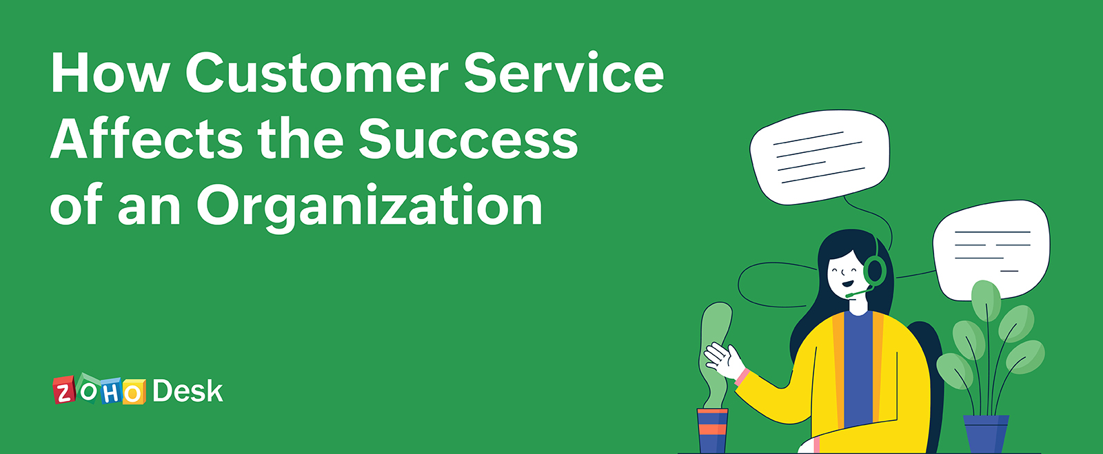 How Customer Service Affects the Success of an Organization