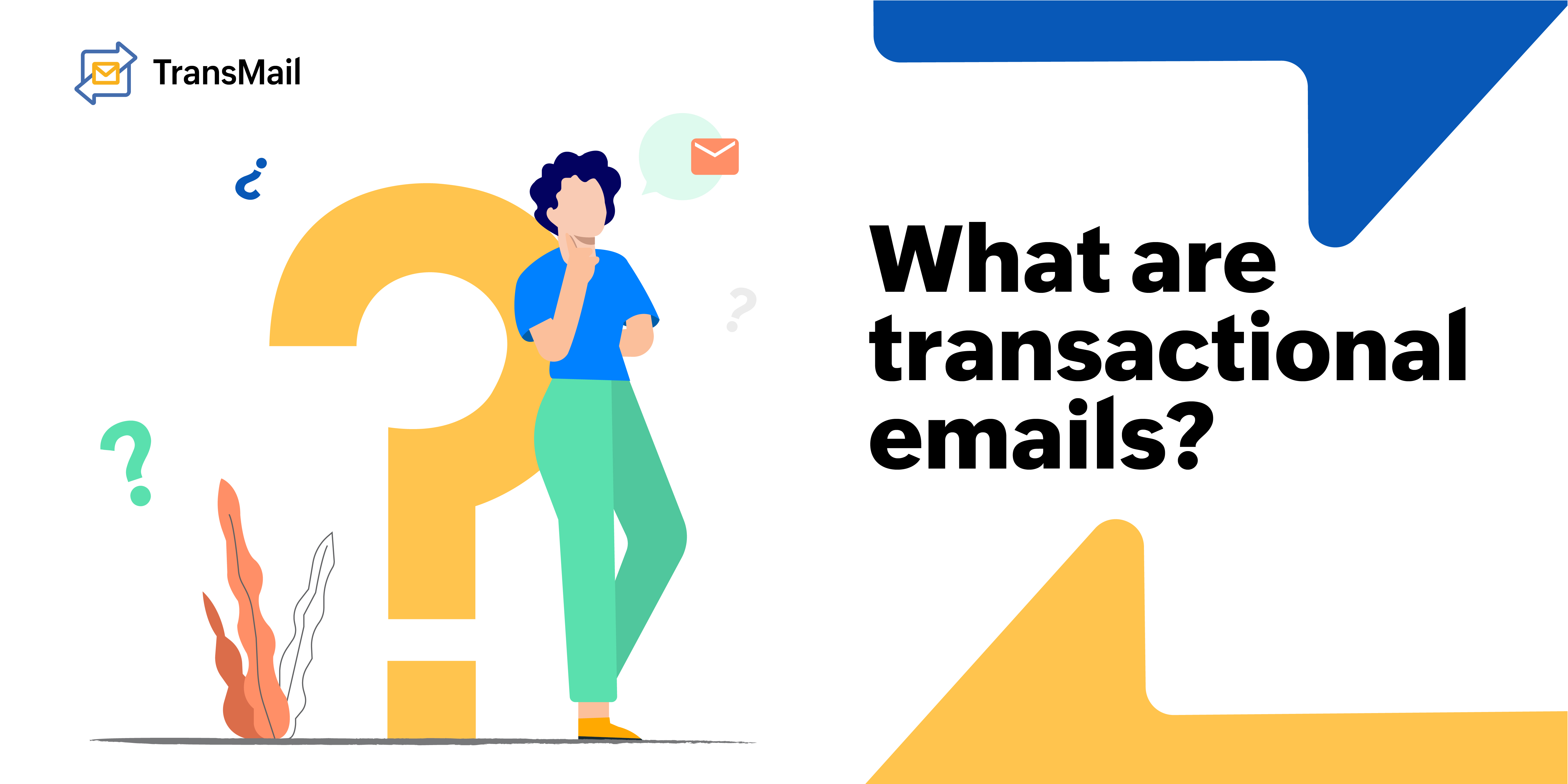 What are transactional emails?
