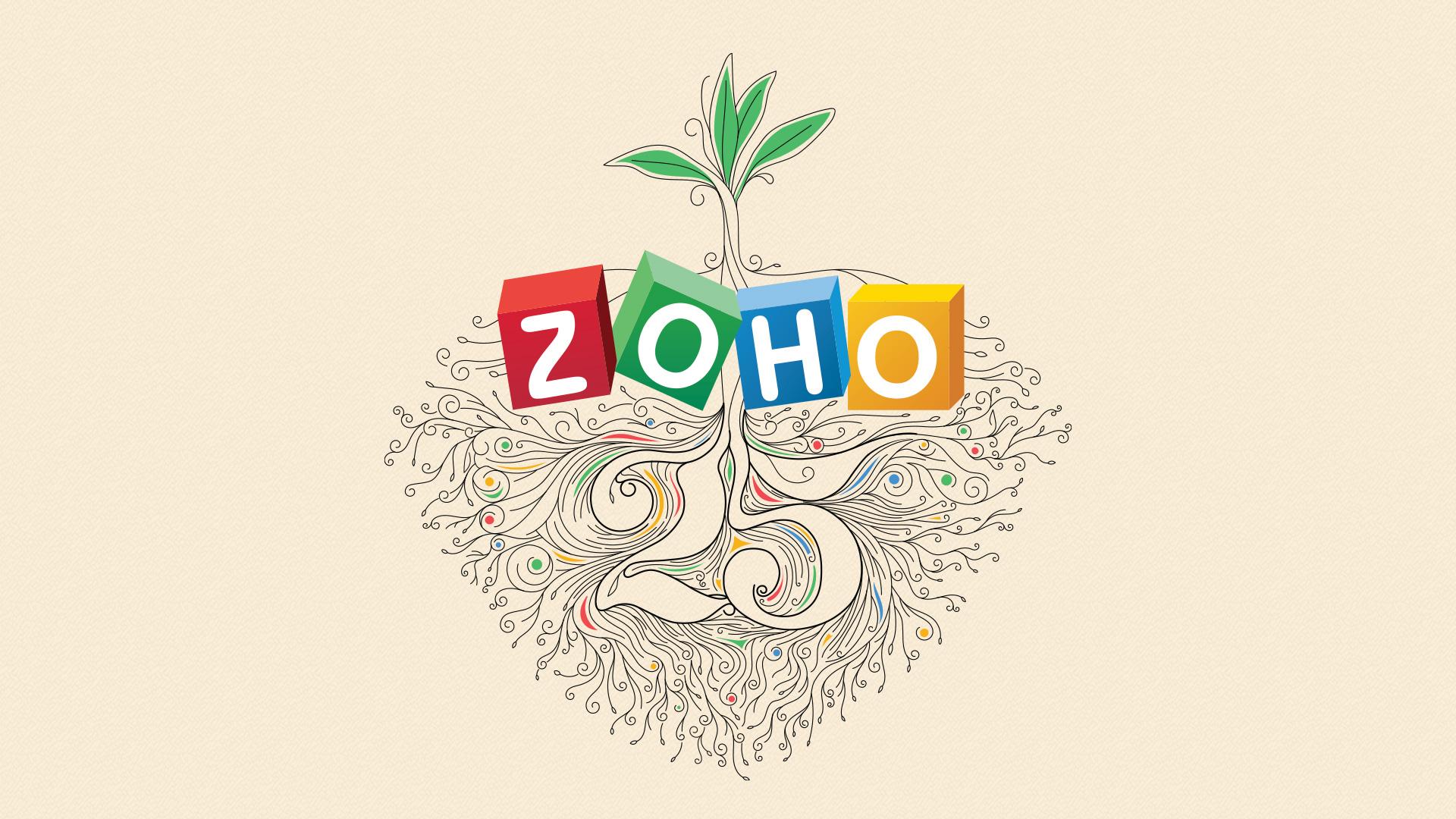 زوهو Zoho على طول ٢٥ سنة