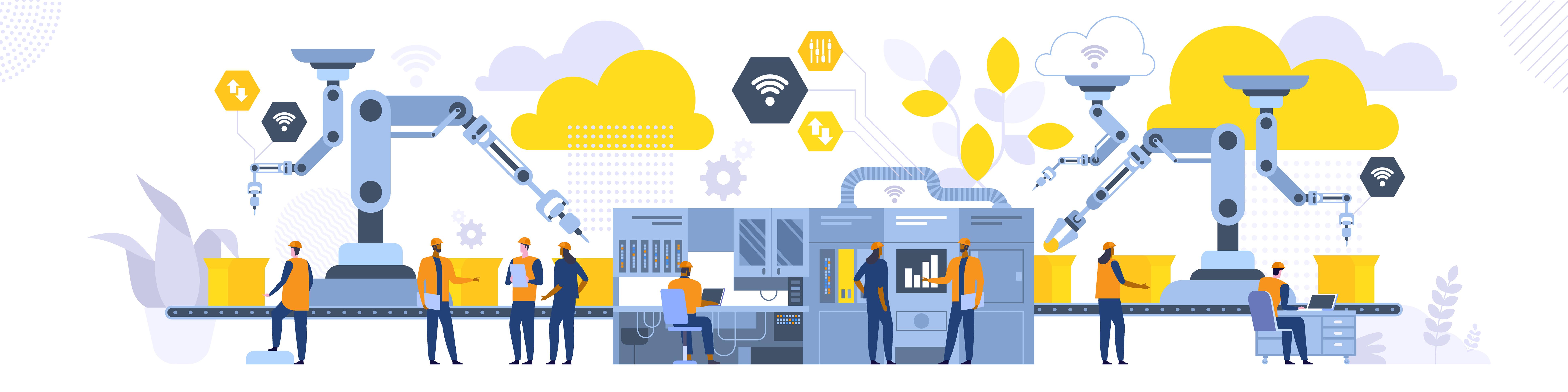 Digitalización en la manufactura