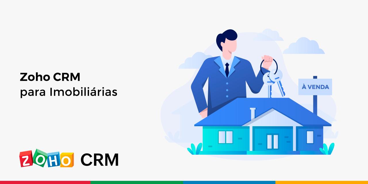Zoho CRM para Imobiliárias