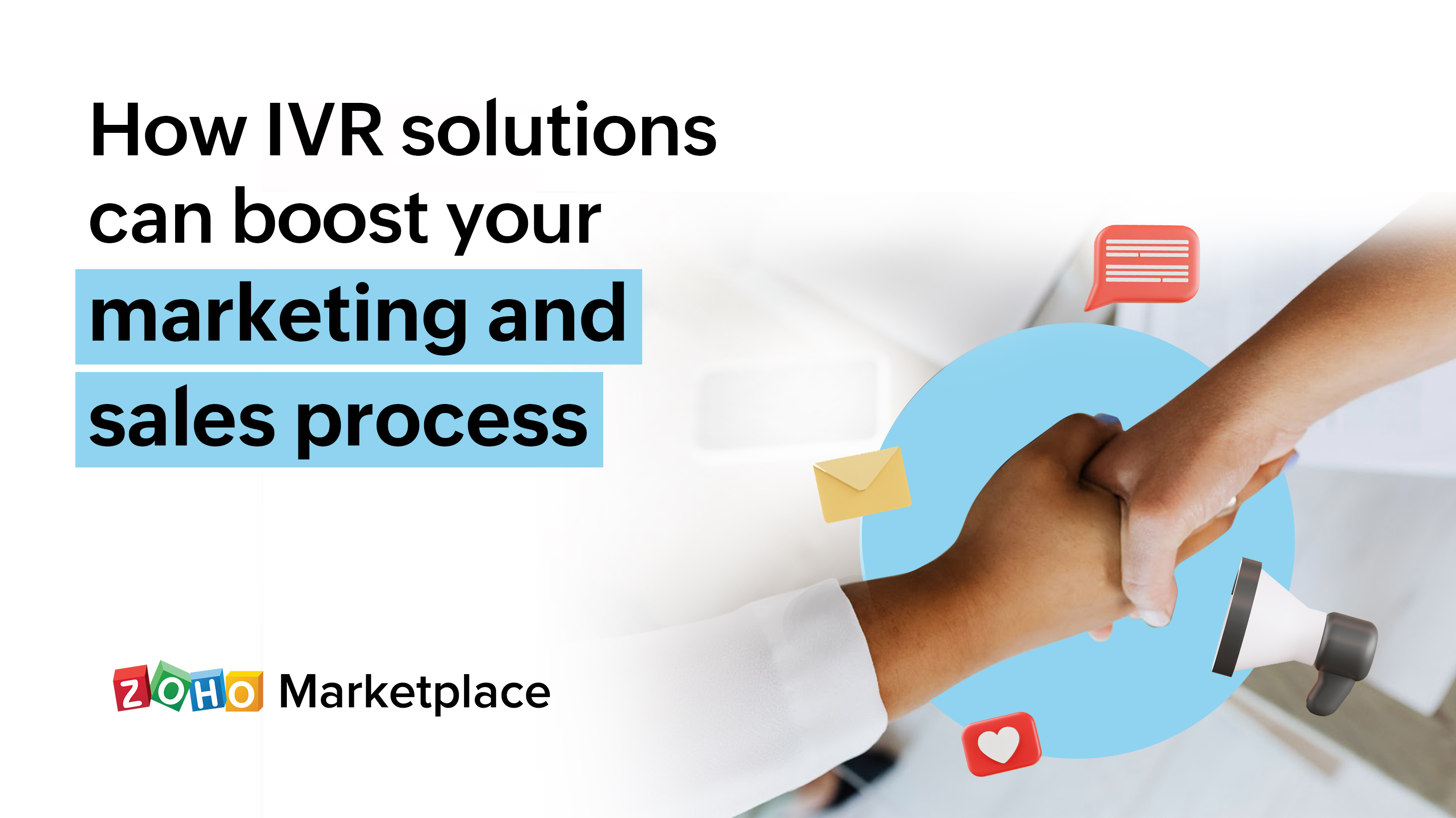 How IVR solutions can boost your marketing and sales process