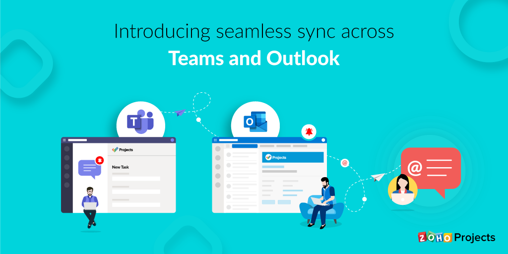 Introducing seamless sync across Teams and Outlook
