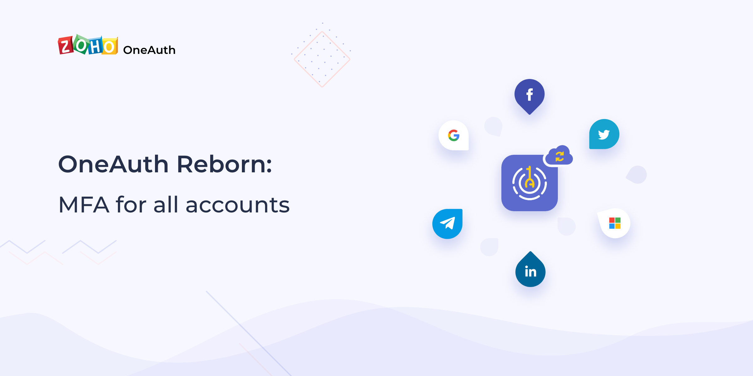 OneAuth Reborn: MFA For All Accounts