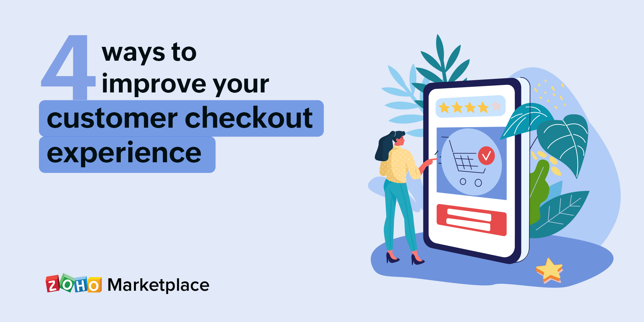 ProTips: 4 ways to improve your customer checkout experience