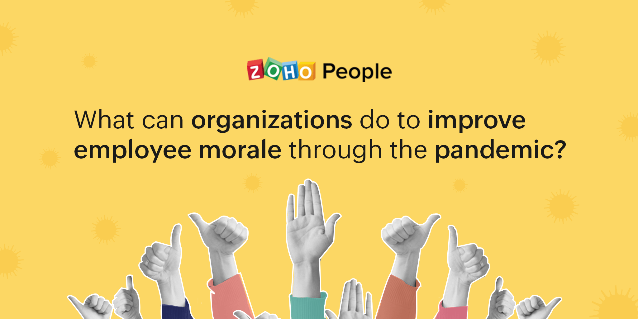 How to keep employee morale high during the pandemic