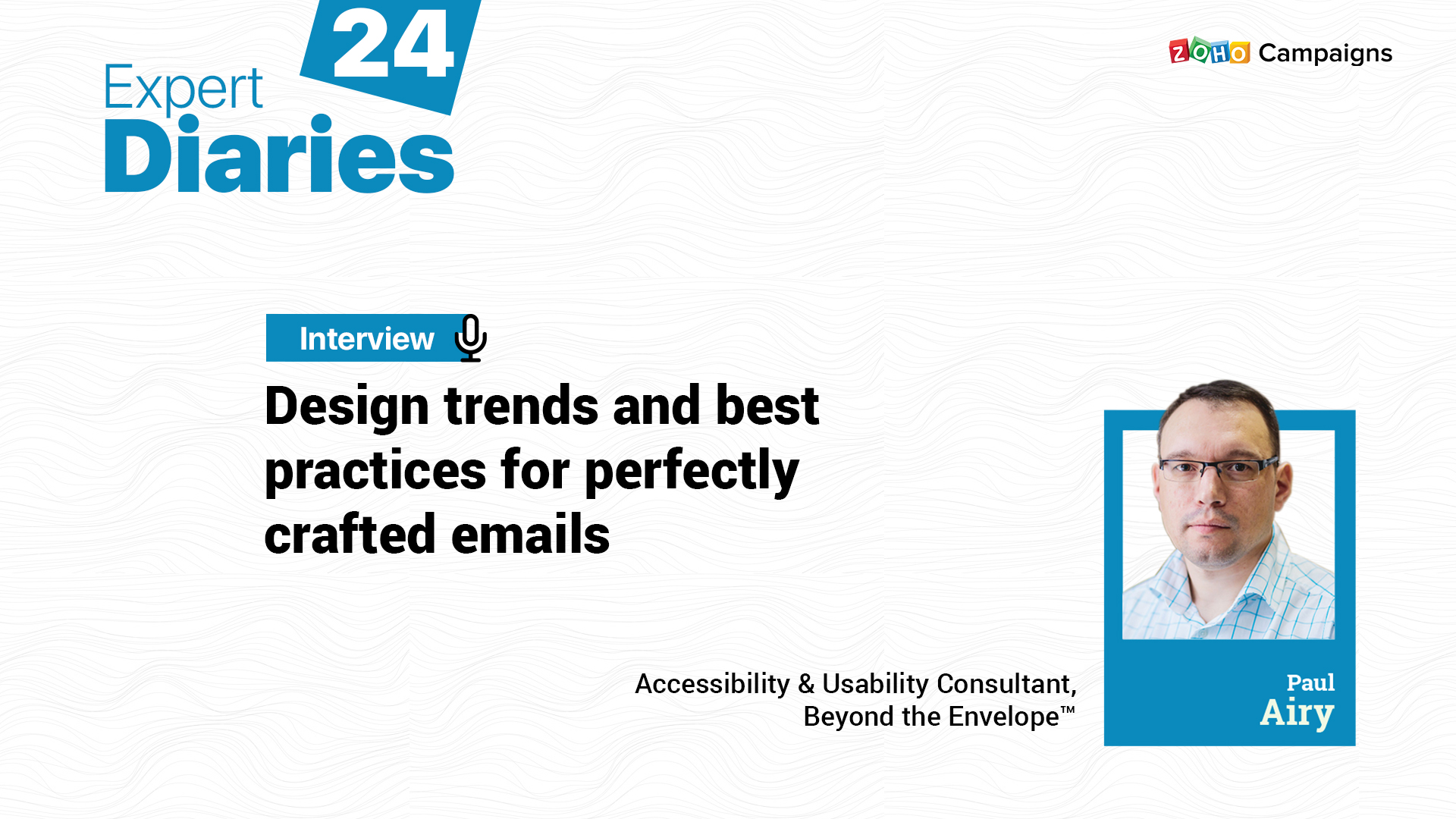 Design trends and best practices for perfectly crafted emails
