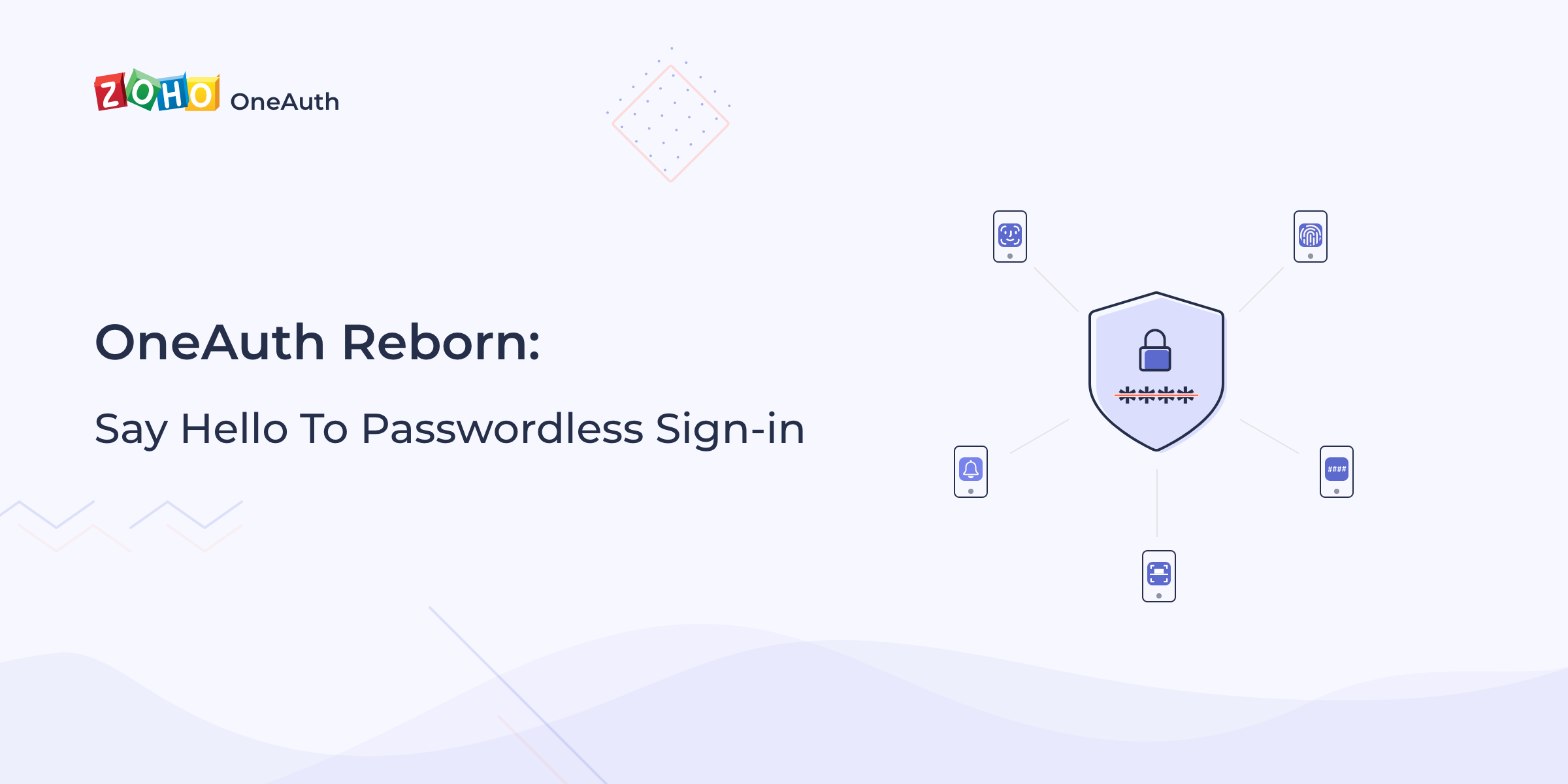 OneAuth Reborn: Say Hello To Passwordless Sign-in