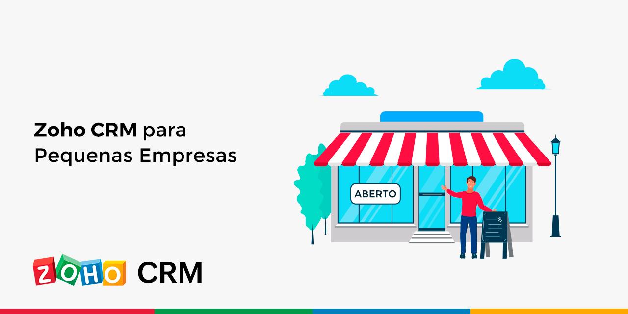 Zoho CRM para Pequenas Empresas