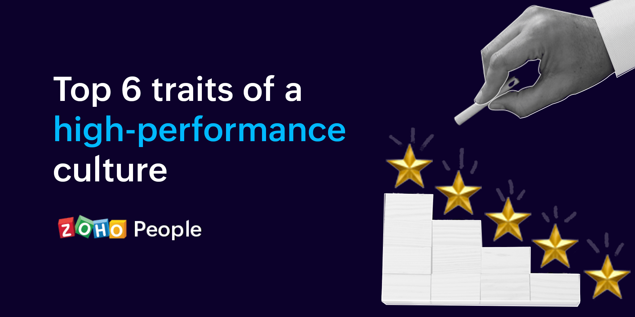 6 traits that define a high-performance culture